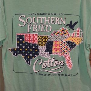 Southern Fried Cotton Tee